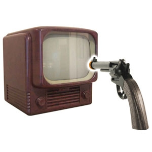 Remote-gun