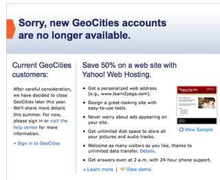 No-new-geocities-accounts