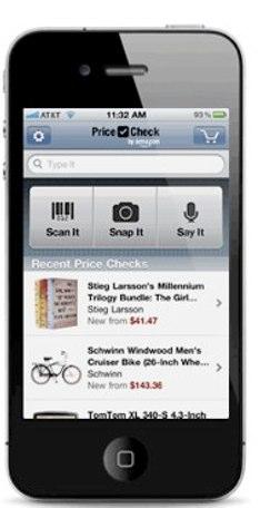 Amazon-iphone-app-price-check