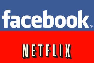 Facebook-netflix